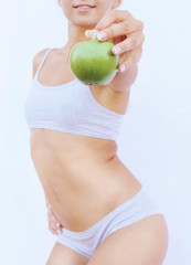 body and apple
