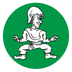Icon elf