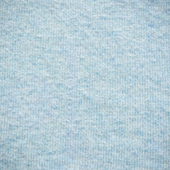 Plain Cyan Fabric Texture Background