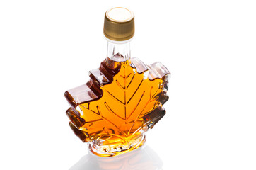 Pure maple syrup for pancakes and waffles