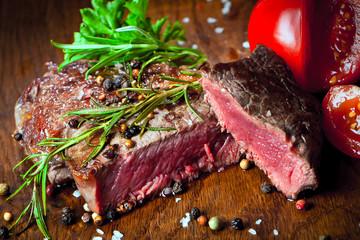 Steak zubereitung