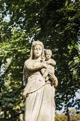 Lychakivske kradovysche must Lviv in Ukraine