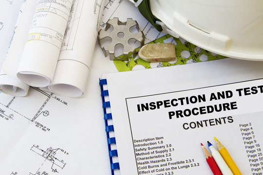 Inspection and test procedure