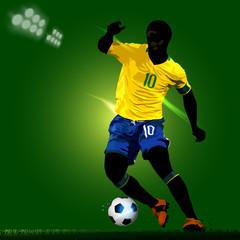 soccer playmaker