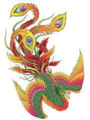 Japanese Style Phoenix