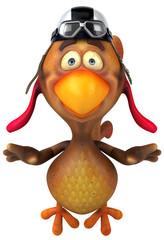 Fotomurales - Chicken