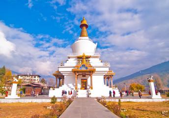 Punaka Dzong in Punakha