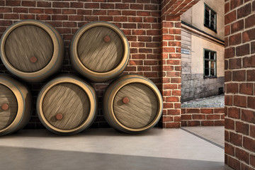 Wine Pipes