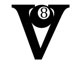 Fototapete - V8 Tribal PS Design