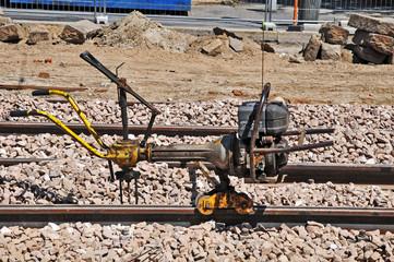 Lavori e scavi ferroviari e tranviari