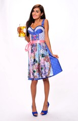 Bavarian Girl with Beer 5