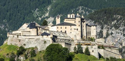 Chateau-Queyras: Fort Queyras