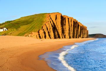 West Bay Dorset England Fotoväggar