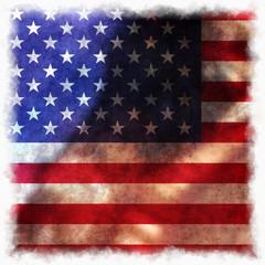 Image of USA.flag illustration texture.