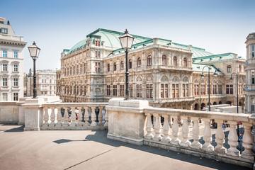 Keuken foto achterwand Wenen Wiener Staatsoper (Vienna State Opera) in Vienna, Austria