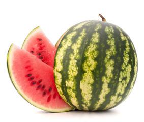 Wall Mural - Sliced ripe watermelon