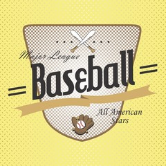 baseball label
