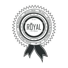 royal label