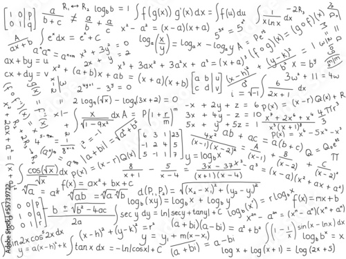 MATHEMATICS Background Science Math Maths X Equations Symbols