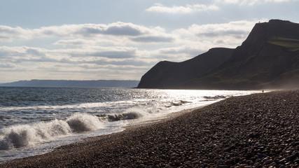 Eype Beach Dorset