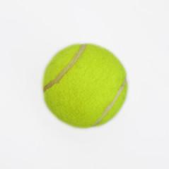 Exercise equipment tennis ball