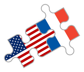 American-French Puzzle