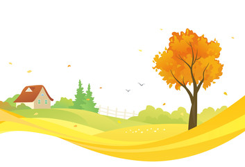 Autumn design