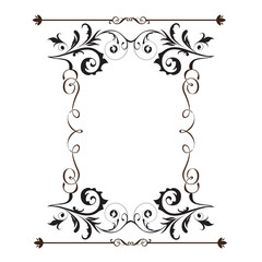 Vector of frame