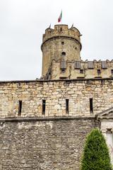 Trento, Castello del Buonconsiglio color image