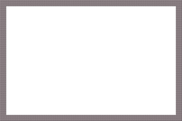 gray vector frame