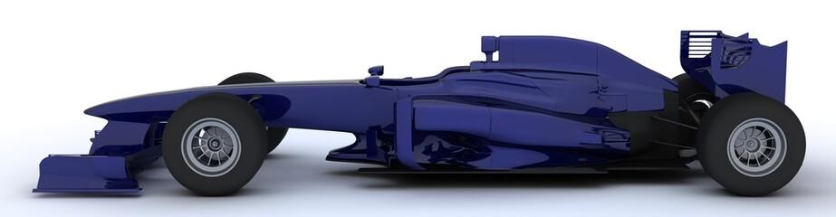 Acrylic Prints F1 Generic open wheeled racing car