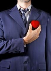 take the heart