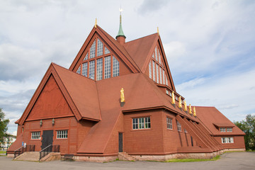 New Swedish city church 2