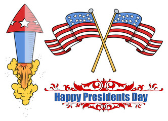 Presidents Day Designs