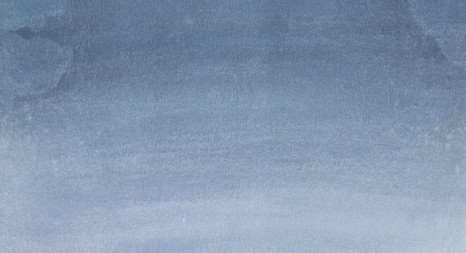 Bluish grey watercolor texture