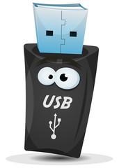 Pocket Usb Key Character