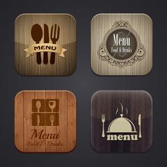 square for menu