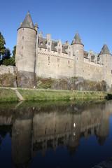 Château et son reflet
