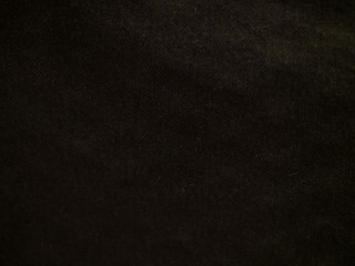Natural Black Leather Texture Background