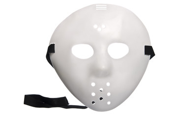 Scary Halloween Hockey Mask