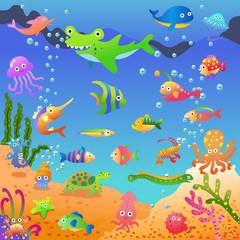 unde deep blue sea