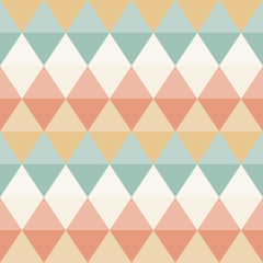 Seamless abstract vector background pattern