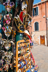 Venice Italy souvenir shop