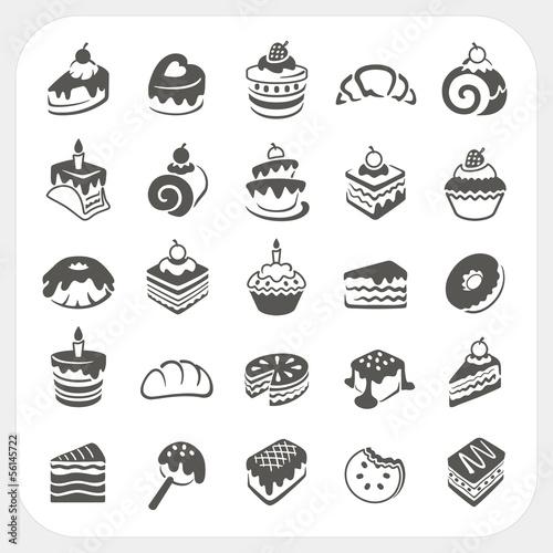 Картинки символами торт