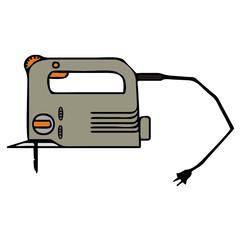 Saw vector illustration