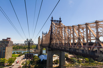 Ed Koch Queensboro Bridge and the Funicular