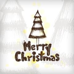 Christmas hand drawn illustration