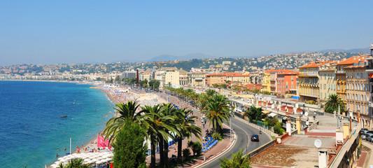 Foto op Canvas Nice Nice panorama
