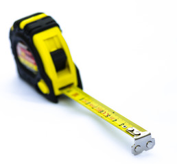 Tape measuring device