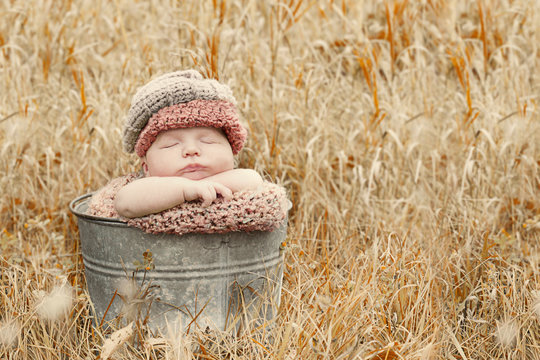 Country  Autumn baby